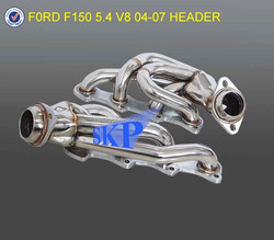 SKP Racing Sport Manifold Exhaust Header for F*ord 04-07 F150/F250/Expedition 5.4L V8