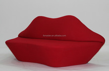 popular Red Lips Sofa