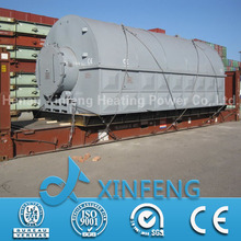 CE Certified No Pollution rubber processing plant