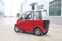 M high quality ,4 wheels 2 seats 2 doors EEC mini electric vans