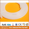 "1"" FDA Food Grade Thin Wall Silicone Rubber Tubing, Silicone Heat Shrink Tube, Medical Grade Silicone Tubing"
