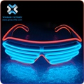 led sunglasses , halloween sell glowing el wire sunglasses wholesale factory price