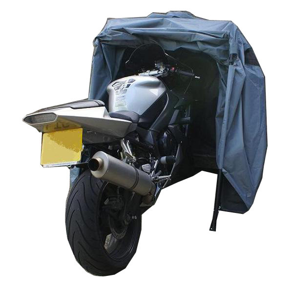 Motorcycle Metal Canopy : Outdoor bike bicycle motorcycle scooter packing