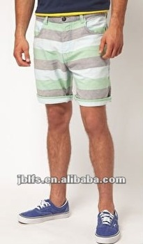 high quality bright color men's shorts