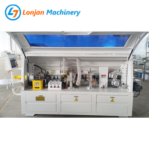 Woodworking Machinery Lonjan Machinery H600B Semi Auto Edgebander Edge Bander Edge Banding Machine