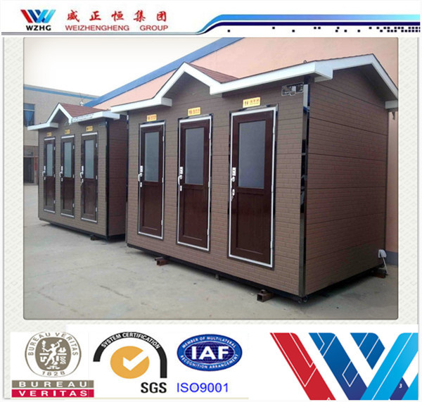 China Manufacture Outdoor Portable Toilet And Shower Room