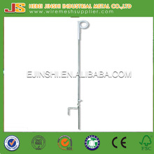 Plastic Electric Pigtail Fence Post / Pigtail Post Manufacture