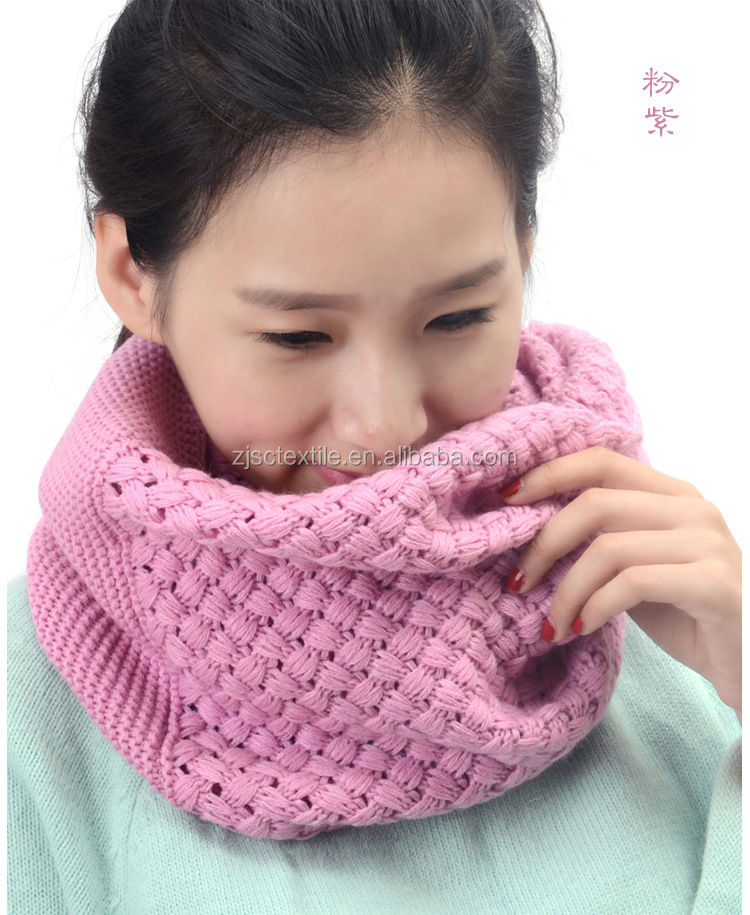 Fashional Infinity Scarf for Lady