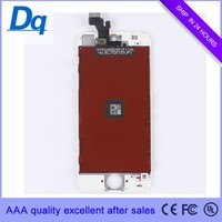 Hot sale for iphone 5G 5C 5S back cover housing assembly replacement