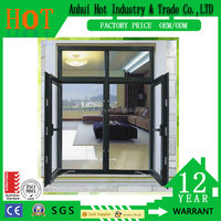 Modern house iron window grill design price of steel window grill design from China