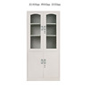 High Quality bookcase metal cupboard bookshelf metal case steel office cabinet