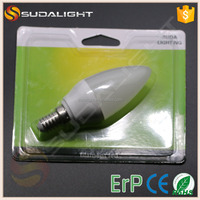Candle Lights Factory sale energy saving bulb parts