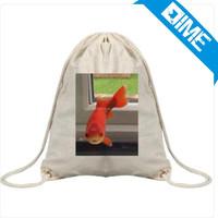 Alibaba China Natural Fiber Drawstring Bag Print Fashion handbags brands