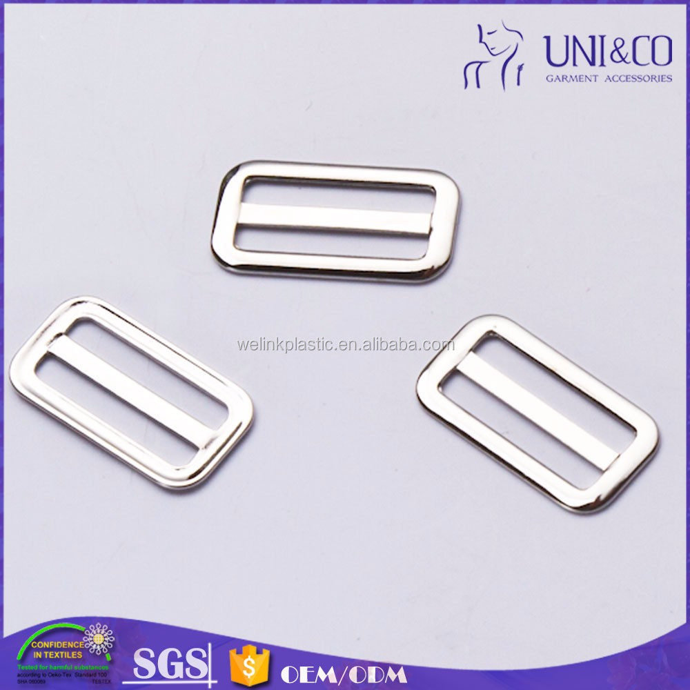 OEM service bow tie hardware factory supply decorative bow tie buckles