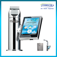 Full Metal Faucet Ionizer Machine