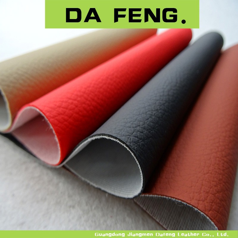 Vinyl for Marine Faux Vinyl leather for marine and auto upholstery