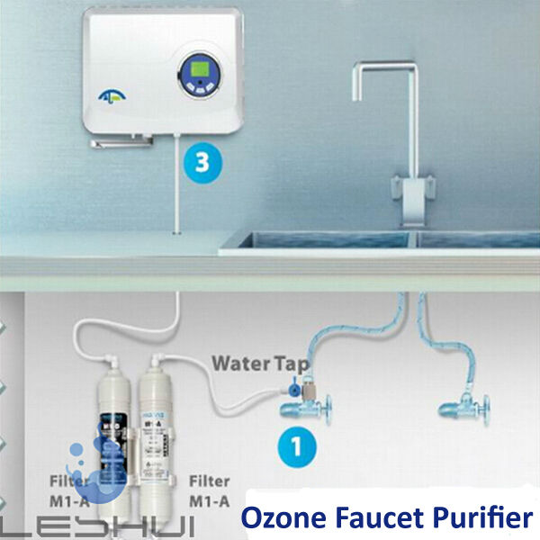 top grade appliance public house alkaline ionizer ozone