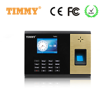 Office Equipment School Biometric Fingerprint Identification Employee Cloud Time Attendance Tracking Device Time Keeping Machine