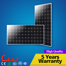 Aluminum frame material 100w 200w solar photovoltaic panel