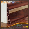 APOLLO PVC Skirting Board With Aluminum Strip PVC Wall Skirting