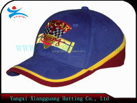 Blue Baseball Hats Embroidery Caps Accessory hats suppliers China