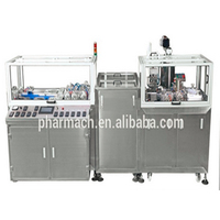HY-Z Small scale automatic polyethylene glycol suppository shell filling machine for medical laboratory