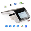 4G all in one mobile payment solutions with scanner printer for banking