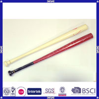 hot sell china manufacturer promotional wood baseball bat
