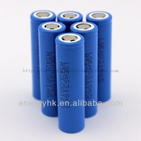 In stock best selling unprotected LG 18650S3 18650 2200mah laptop