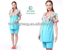 good quality elegant China satin nightwear