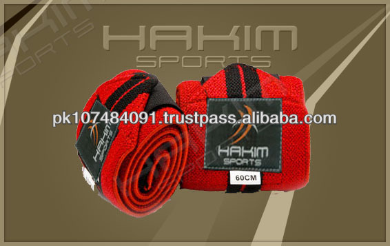 Custom Cotton Weight Lifting Straps / Power Lifting Straps/ Weightlifting Straps