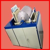 China manufacturer sample preparation mini iron ore magnetic separator