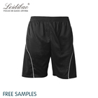 Polyester Fabric Gym Running Wear Breathable Quick Dry Training Shorts