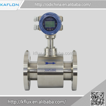 2014 new design high quality Electromagnetic Flow Meter