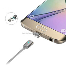 For Phone 7/7plus fast charge 2.4A magnetic USB Cable Charger and Data Sync Cable