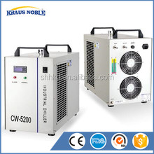 CW5200 Golden Supplier Water Cool Chiller For Laser Tube 220V