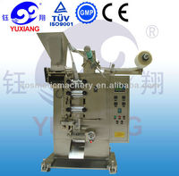 Yuxiang sachet water filling packing machine