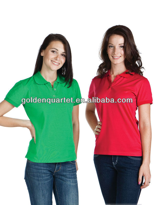 Sport T-shirt/ cooperate polo/AERO LADY POLO/Business Polo(SA8000, BSCI, ICTI, WRAP certified factory)(