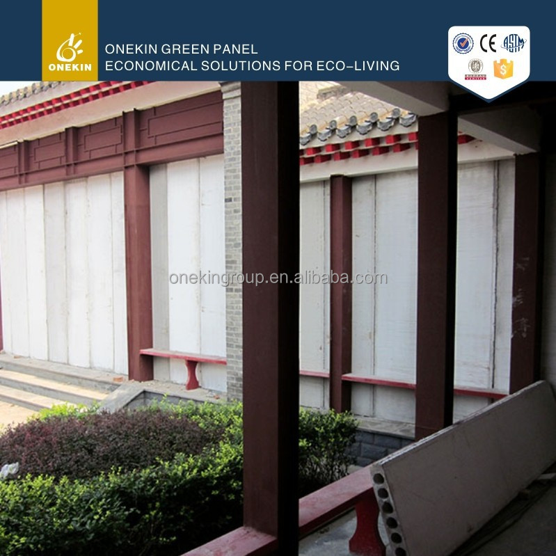 factory partition wall panels with quality certificates
