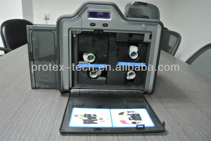 Fargo original printer HDP5000 with single-side for ID card