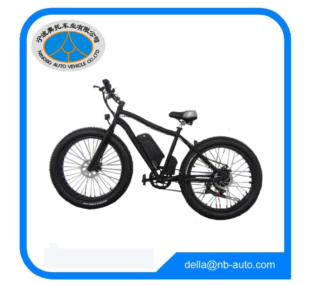 Chinese factory directly sale fat tire electric bike