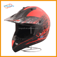 China hot sale DOT approved used motorcycle helmets for sale