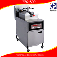 Hot Sale Commercial Pressure Gas Fryer/Henny Penny gas KFC Chicken Pressure Fryer/deep fryer for fried chicken