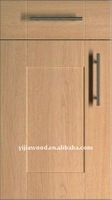 PVC Face Carved Melamine MDF Board Cabinet Door and Drawer Front