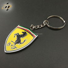 Shuanghua factory hot selling Promotion gifts custom metal keychain