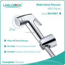 Small ,durable and easy to install manual bidet
