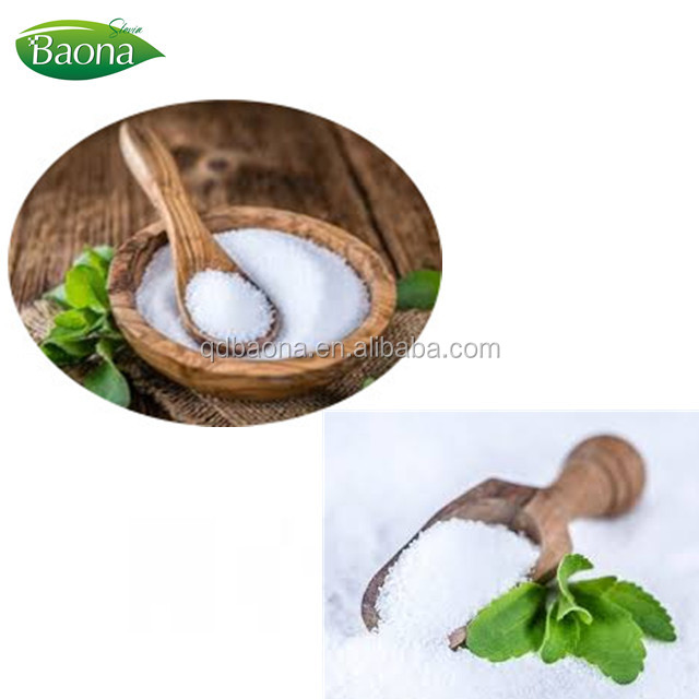 Hot sale stevia extract sugar with high sweetness in flaovr for dairy