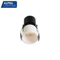 Residential Hotel Office Indoor 7w Flood Light Recessed LED down light
