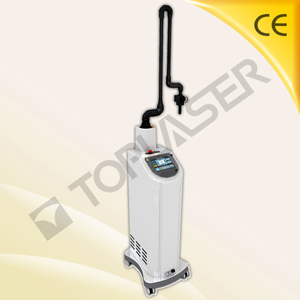 2014 CE approved best quality co2 fractional laser scanner