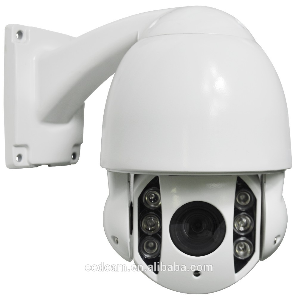 Cheap 1080P 10X Optical Zoom PTZ IP Camera MINI Speed Dome Full HD CCTV Camera 2MP